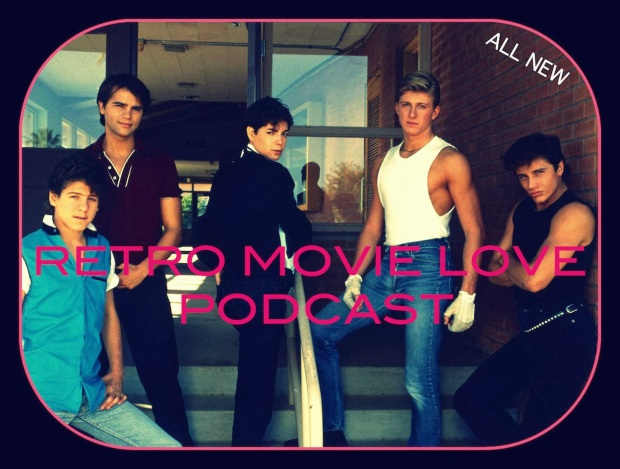RETRO MOVIE LOVE PODCAST BANNER