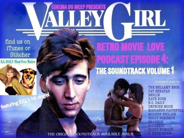 VALLEY GIRL RETRO MOVIE LOVE EPISODE 4 SOUNDTRACK V.1 2