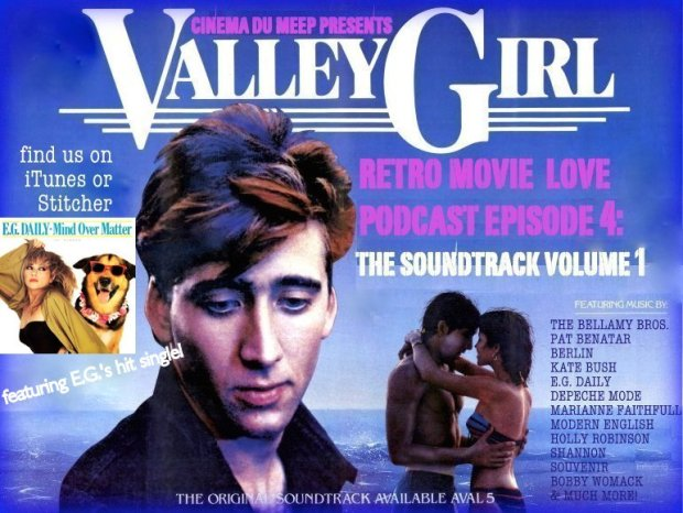 VALLEY GIRL RETRO MOVIE LOVE EPISODE 4 SOUNDTRACK V.1 2