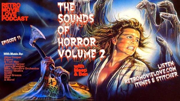 sounds of horror volume 2 logo