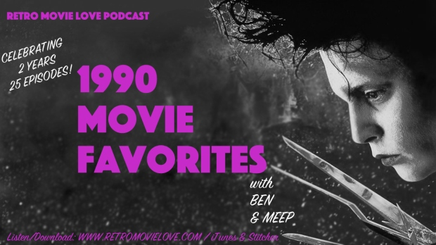 edward scissorhands retro move love episode 25