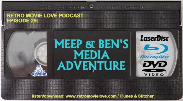 RML EPISODE 29 MEEP AND BENS MEDIA ADVENTURE