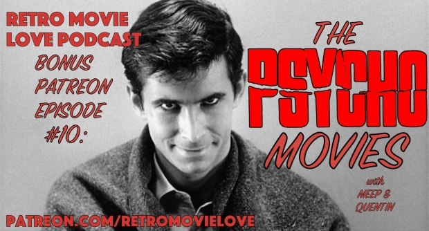 Retro Movie Love Podcast | Sharing the pure love for Movies from the